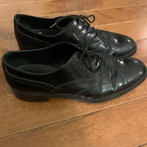 Tods leather brogues